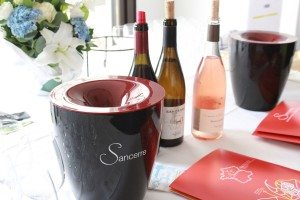 Val de Loire wine tasting, workshop september 2015