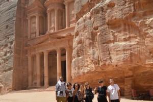 Bloggers discovering Jordan !