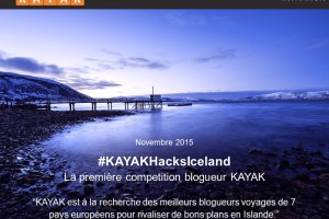 KAYAK launches a contest for bloggers