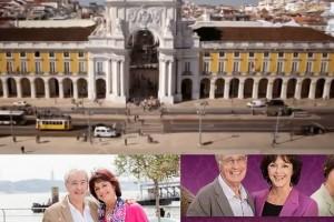 Lisbonne dans Une famille formidale en 2015 (TF1)
