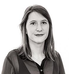 Camille Parveau Account executive