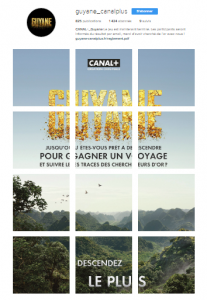 Campagne Guyane - Canal +
